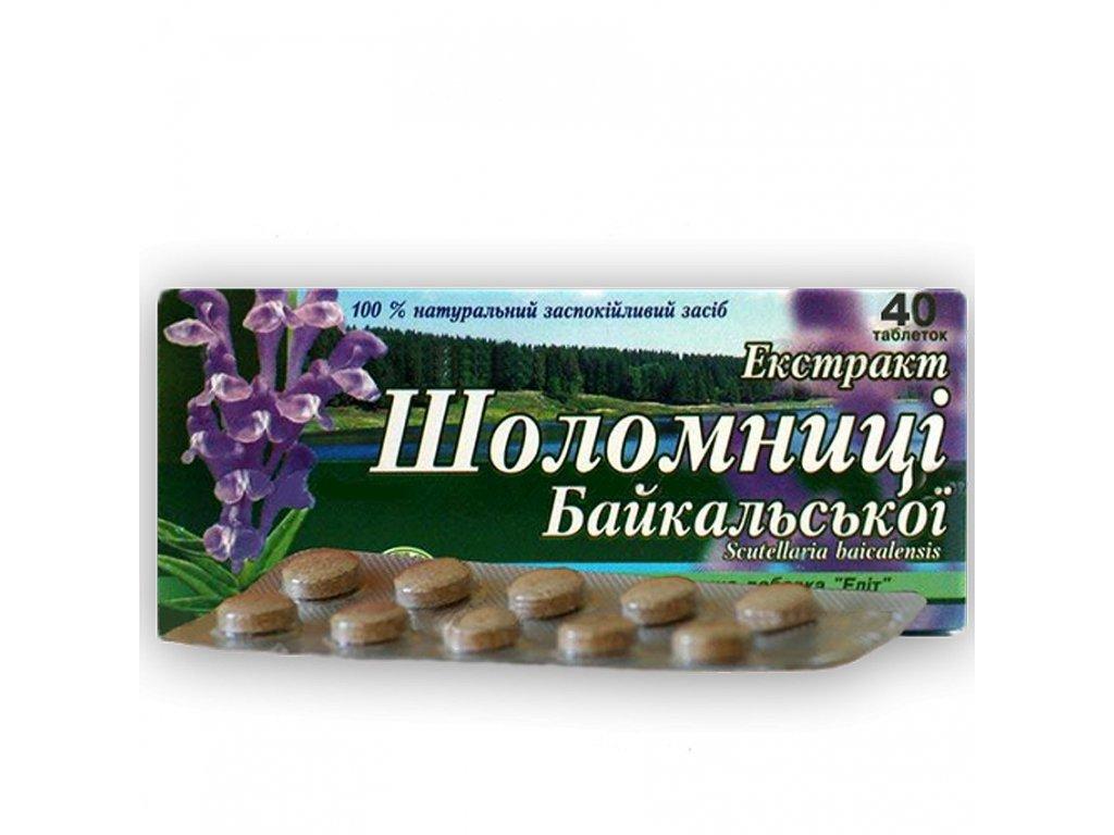 baikal helmkraut wurzelextrakt 40 tabletten