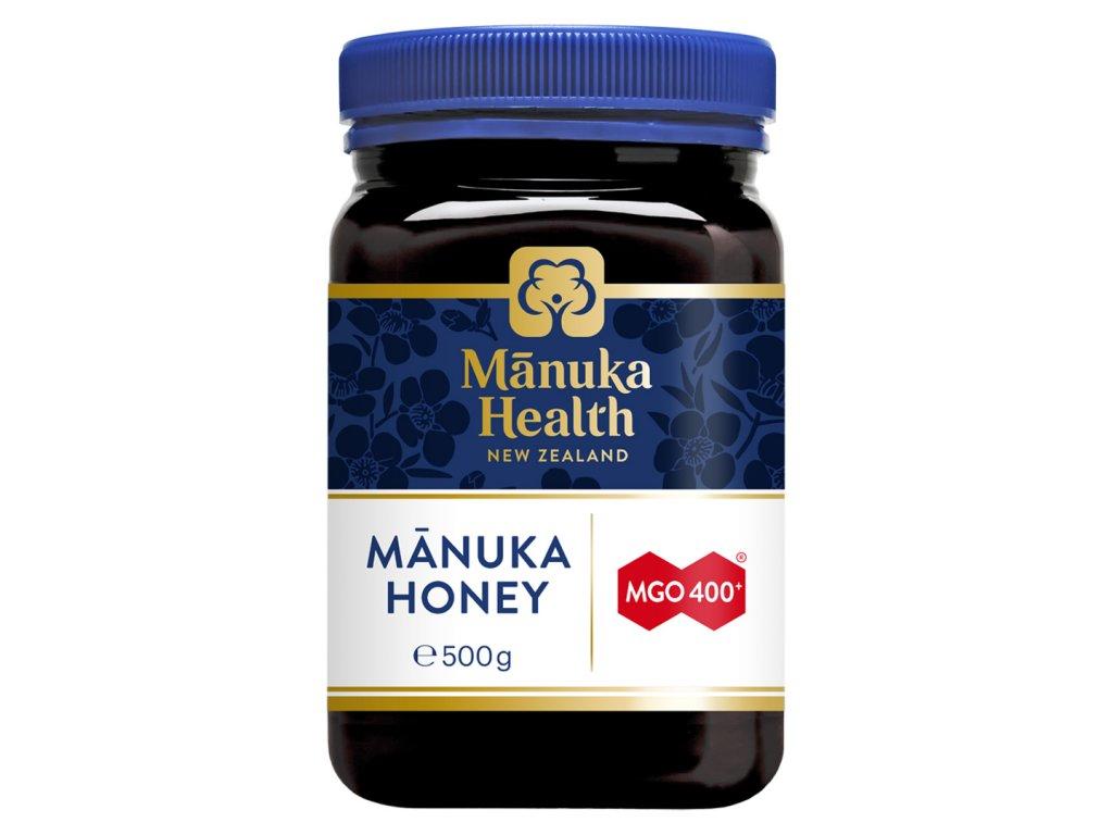 Med MGO™ 400+  - Manuka Health - 500g  + Náhodne vybratý darček k objednávke