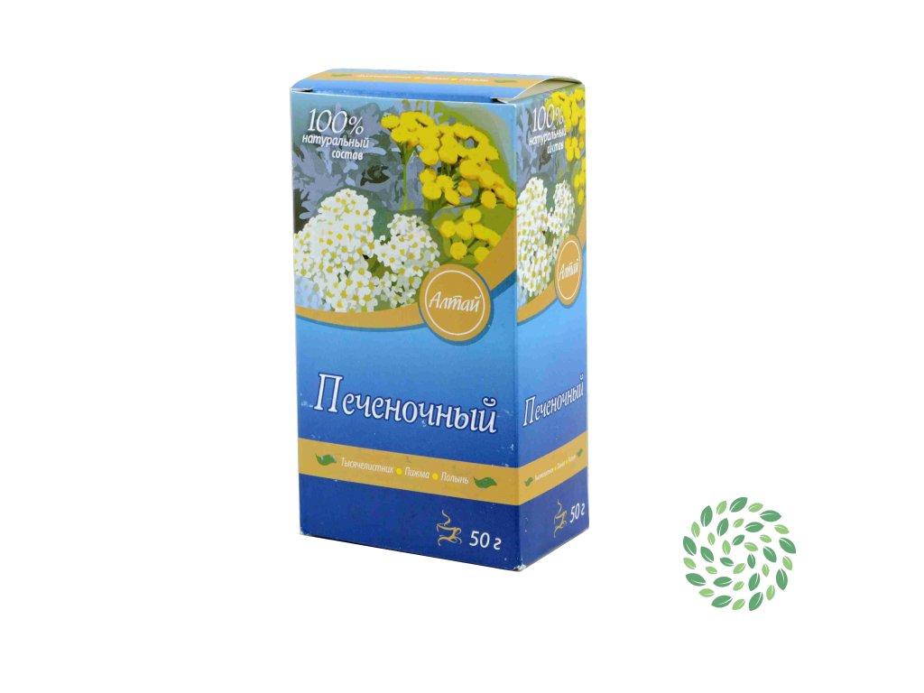 Firma Kima 100 % prírodný čaj na pečeň - 50g
