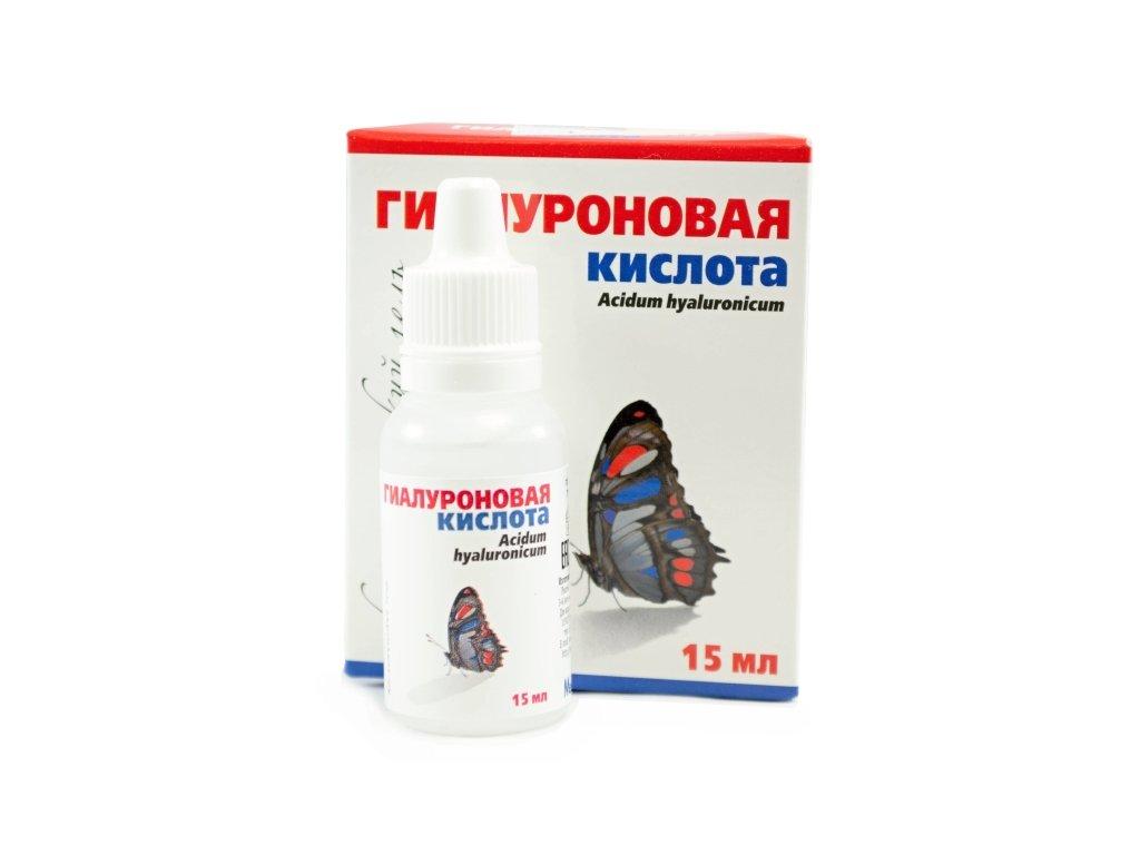 Kozmetický gél - kyselina hyalurónová - MedikoMed