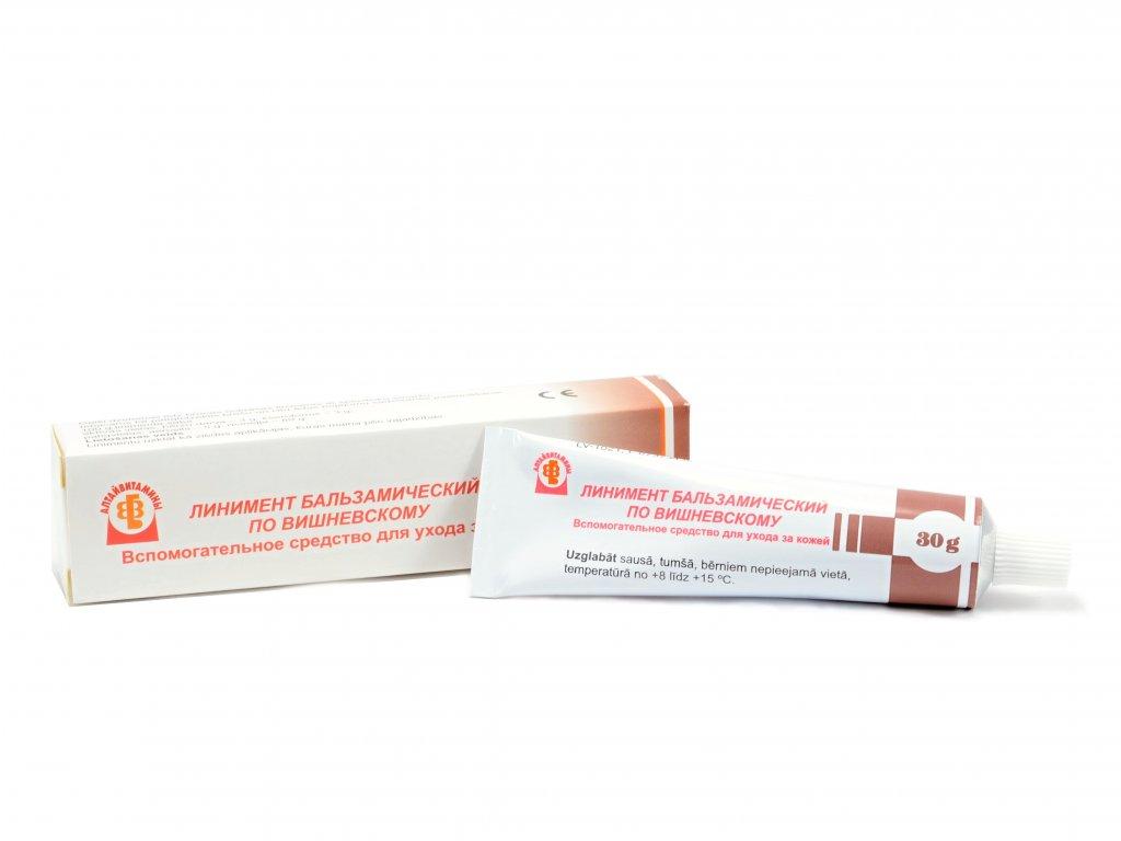 Višnevského balzam na revitalizáciu pokožky- 30g