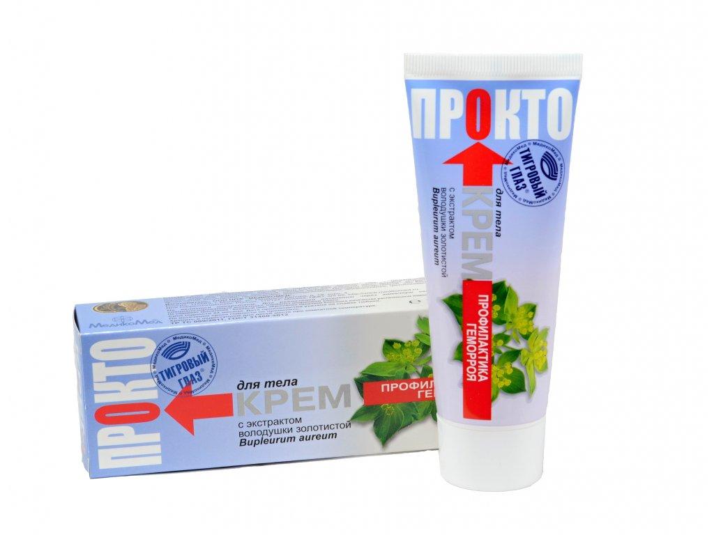 MedikoMed Prokto krém na hemoroidy - 75 ml