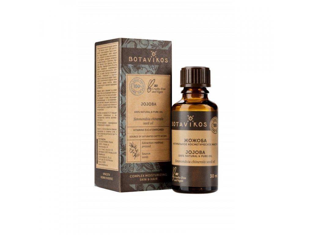 100% prírodný kozmetický jojobový olej  - Botavikos