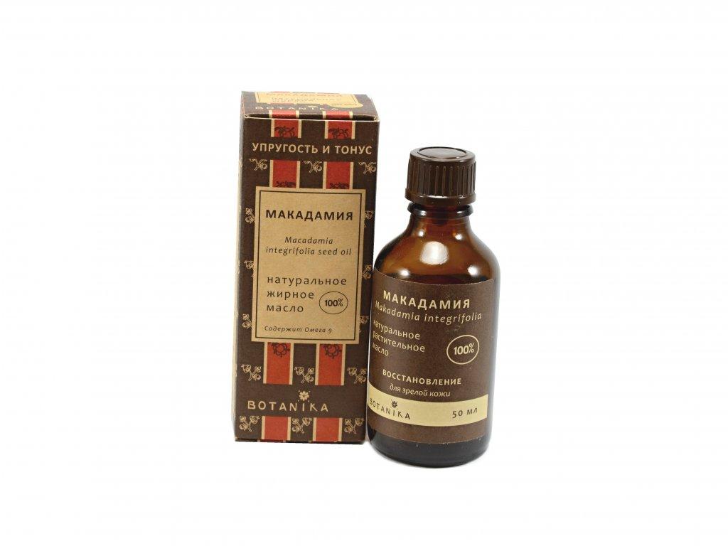 100% prírodný kozmetický makadamiový olej - Botavikos - 30ml