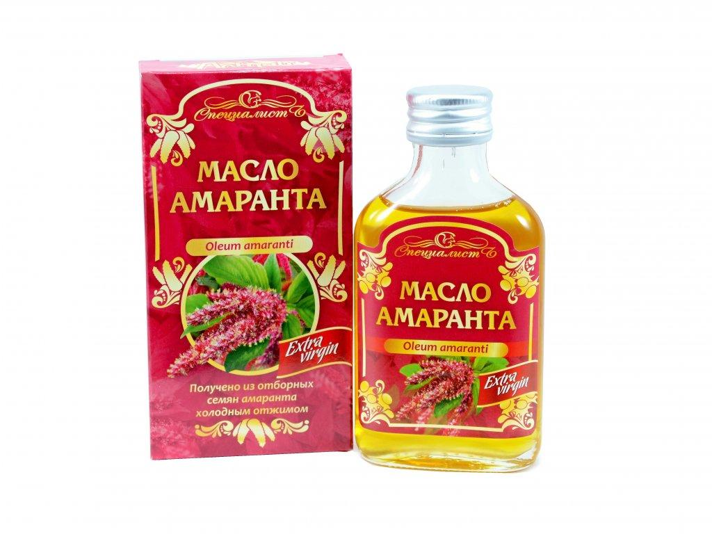 100% Amarantový olej - Specialist - 100 ml