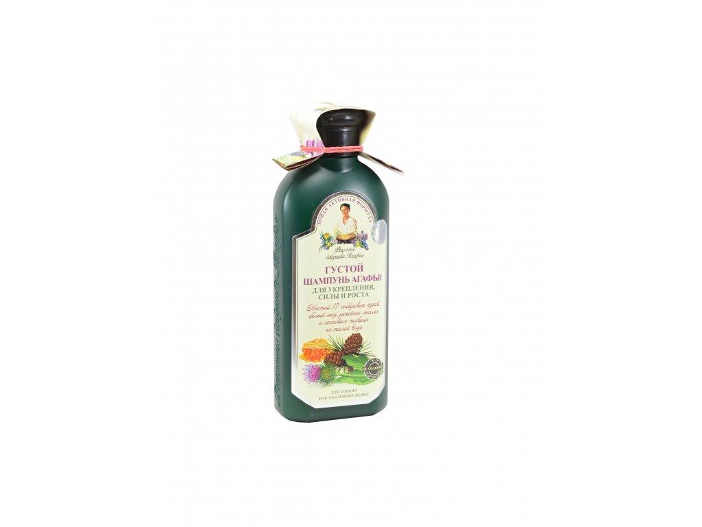 BA hustý šampón