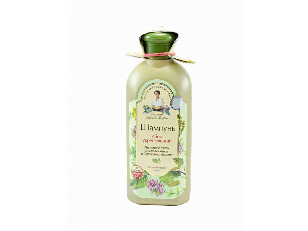 BA šampón s brezovou esenciou