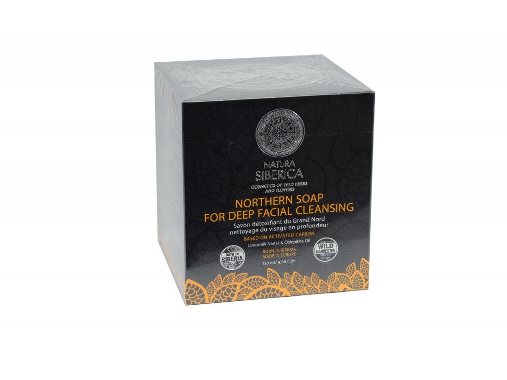 Severské mydlo pre detox a hlboké očistenie tváre - Natura Siberica – 100 g
