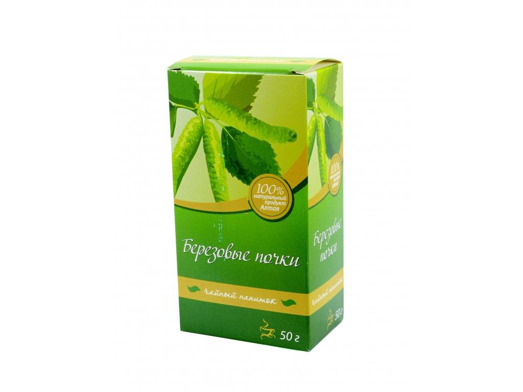 Čaj z brezových púčkov - Firma Kima - 50g
