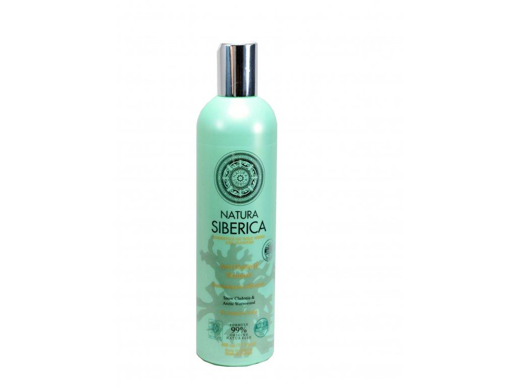 Rhodiola Rosea - Šampón proti lupinám na citlivú pokožku - Natura Siberica -  400ml