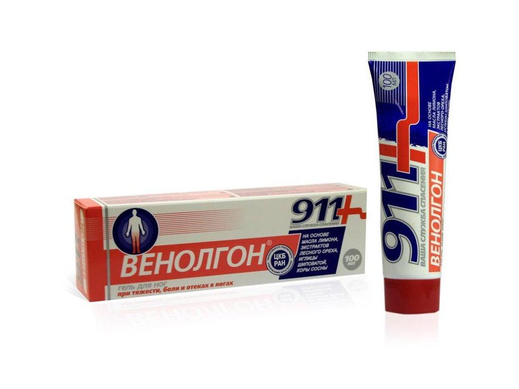 911 - Venolgon - Gél na nohy - 100 ml