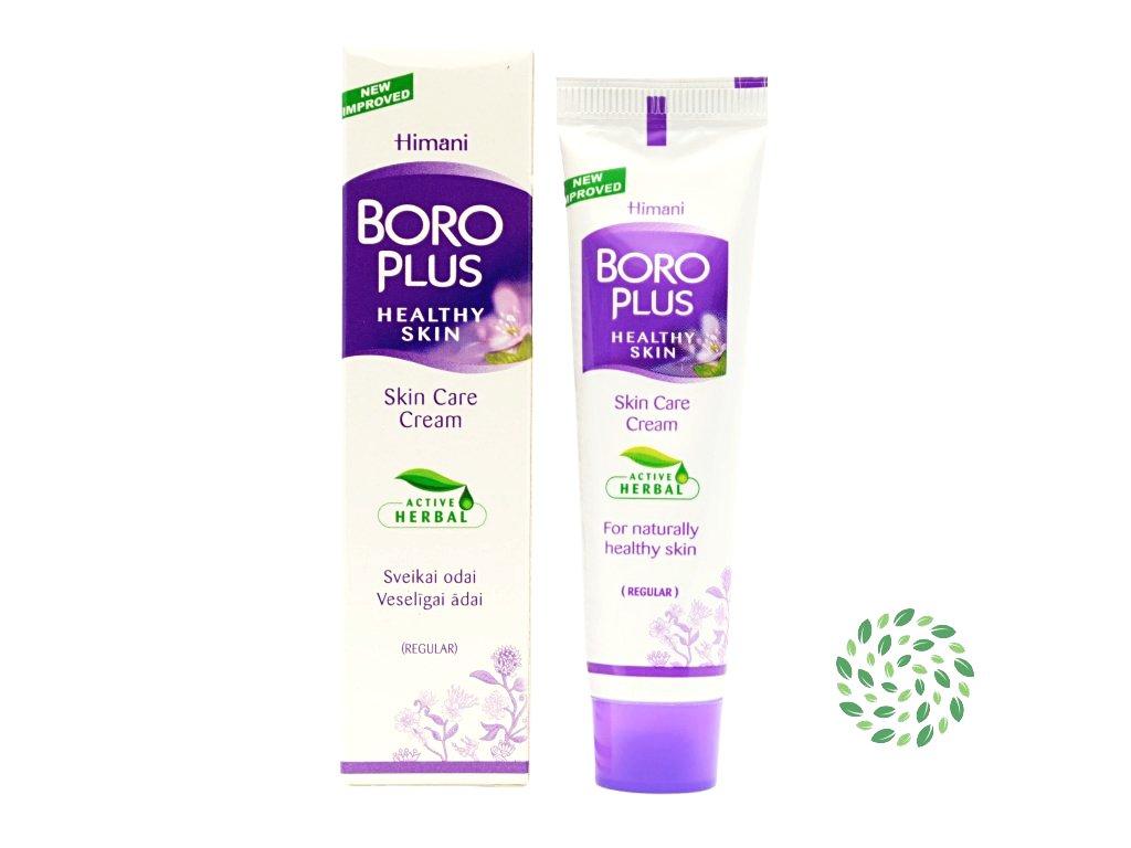 Boro Plus- Upokojujúci pleťový krém na suchú pokožku (regular) - 25ml