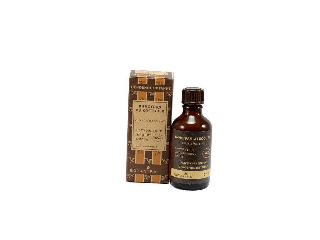 100% prírodný kozmetický olej z hroznových semien - Botavikos - 50 ml