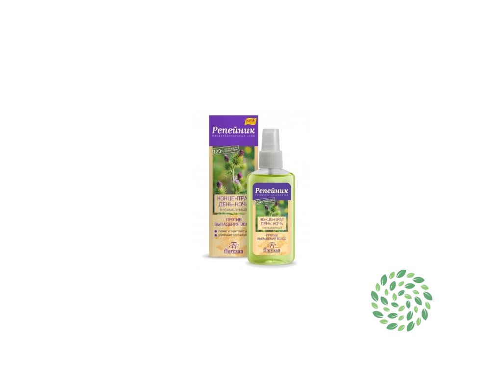 Floresan Lopúchový koncentrát- 100 ml