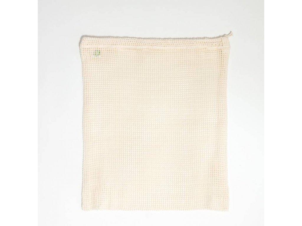BoWeevil - Sieťové vrecko na zeleninu alebo ovocie z biobavlny