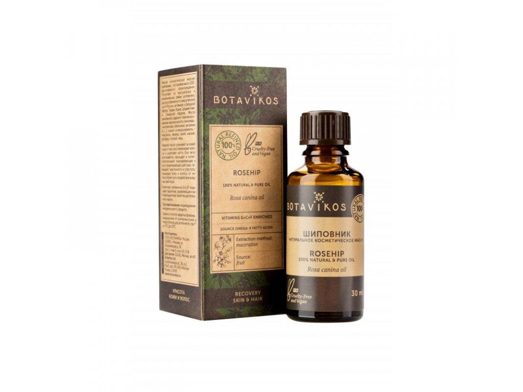 100% šípkový kozmetický olej - Botanika - 30ml