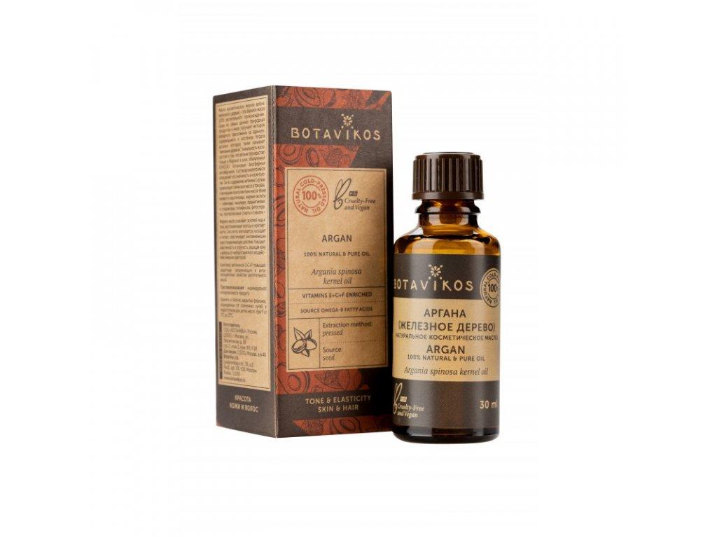100% arganový mastný olej - Botavikos - 30 ml