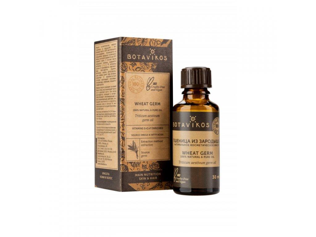 100% tukový olej - pšeničný klíček Budavikos - Botavikos - 30ml
