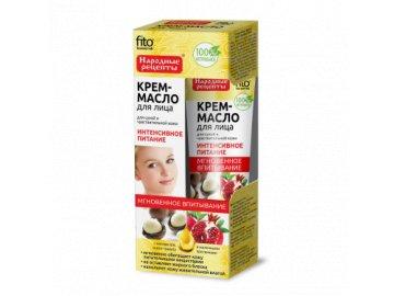 fitokosmetik maitinamasis veido kremas aliejus greitai isigeria