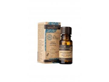 100% prírodný esenciálny olej ''Sladký Pomaranč'' - Botanika - 10 ml