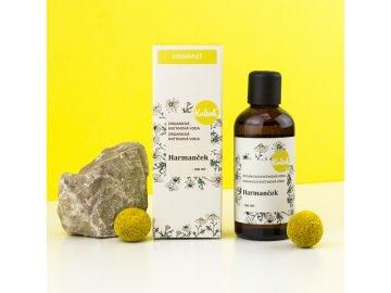 Organická Kvetinová Voda – Harmanček - Kvitok (30/100 ml)