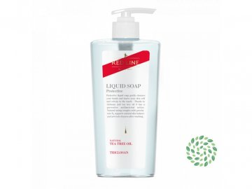 Antiseptické tekuté mydlo s obsahom tee tree oleja - ochranné, 500 ml