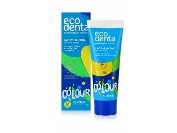 14723 ecodenta zubni pasta pro deti ochrana pred zubnim kazem 75 ml