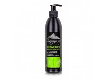 sampon na vlasy s mumiom mountain balm 300 ml