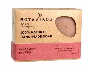 pol pl Botavikos Naturalne recznie robione MYDLO naturalne MAKADAMIA i JASMIN 100g 4640001811845 29760 1