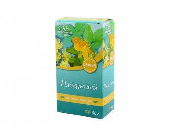 čaj imunita