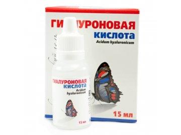 MedikoMed Kozmetický gél - kyselina hyalurónová- 15ml