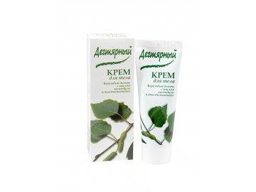Telový krém s brezovým dechtom - MedikoMed - 75 ml