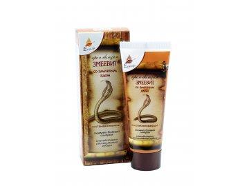 Zmijovít - krém s hadím jedom a paprikou - Eliksír - 75ml