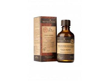 100% prírodný kozmetický olej z broskyňových kôstok - Botanika - 50 ml