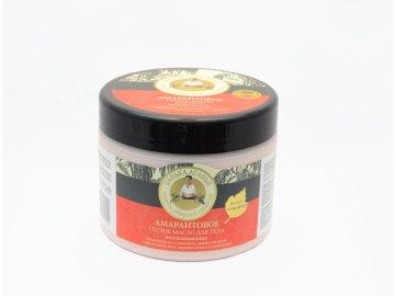 Amarantový hustý omladzujúci telový olej - Babička Agafa - 300 ml