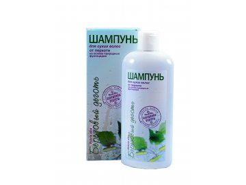 MedikoMed - Babičkine recepty Šampón brezový decht - 250 ml