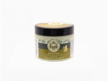 Muškátové výživné husté telové maslo Agafii - Babička Agafia - 300 ml