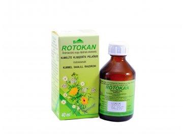 Bifitex Rotokan- biologicky aktívny doplnok 40ml