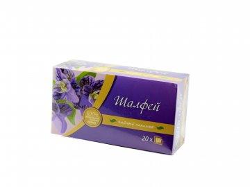 Čaj Šalvia - Firma Kima - 20x 1,5g