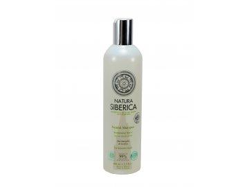 Natura Siberica - Neutrálny šampón na citlivú pokožku- 400ml