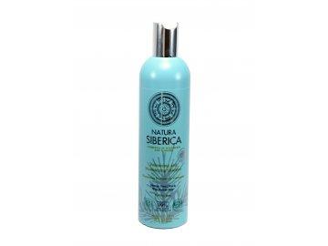 Natura Siberica - Rhodiola Rosea - Šampón na objem a hydratáciu pre suché vlasy- 400ml