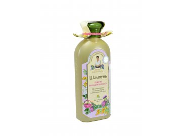 Šampón proti vypadávaniu vlasov - pre všetky typy vlasov - Babička Agafia - 350ml
