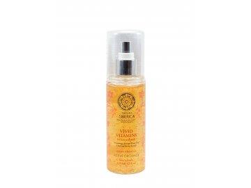 Sprej na telo a vlasy s vitamínmi pre okamžité zvlhčenie - Živé vitamíny - Natura Siberica - 125 ml