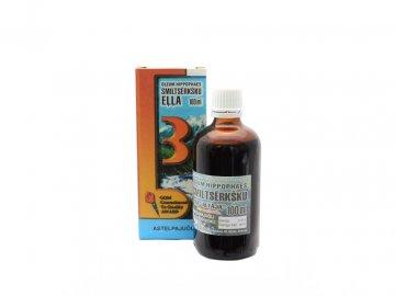 """Rakytníkový olej """"Altaj"""" - Oleum Hippophaes - za sudena lisovaný"""