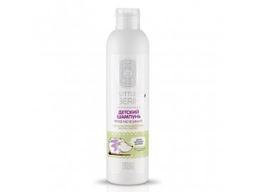 natura siberica little baby shampoo easy brush 250ml