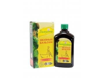 Ihličnanový balzam- 100% prírodný prostriedok do kúpeľa- 500 ml