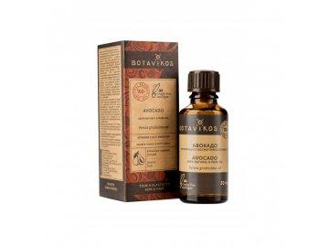 100% prírodný avokádový olej - Botavikos