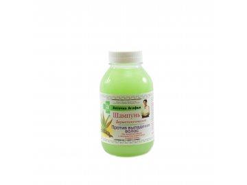 1122 Babička Agafa Dermatologický šampón na základe mydlice lékarskej proti vypadávaniu vlasov 300ml