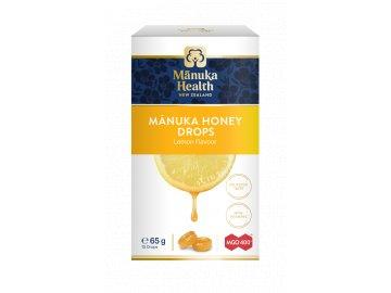 195 Cukríky Manuka MGO 400 + citrón 65g
