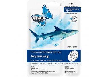 Dizao - Dvojfázová maska na očné okolie s placentou a žraločím tukom - 11 g